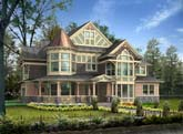 Victorian House Designs